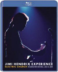 Cover Jimi Hendrix Experience - Electric Church [DVD]